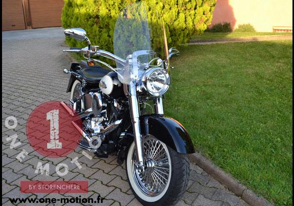 Harley Davidson Fat Boy Jantes Rayons