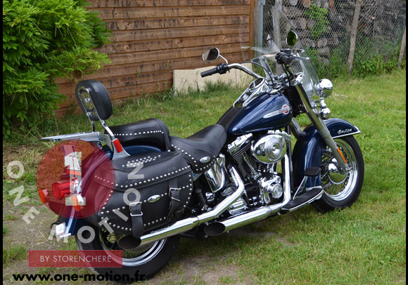 Harley Davidson Softail Heritage Classic Livre