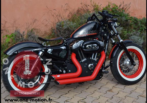 Autocollant Pour Carter De Harley Davidson Xl Sportster De